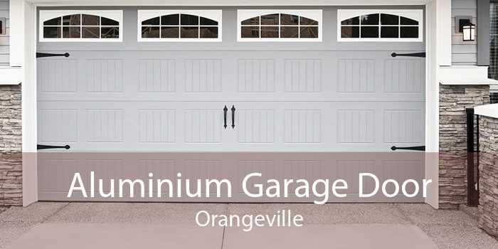 Aluminium Garage Door Orangeville