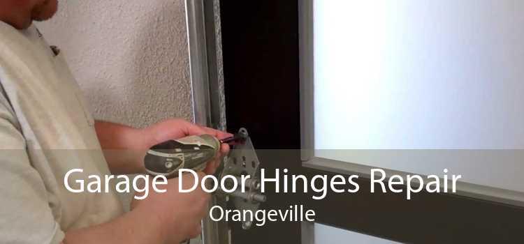 Garage Door Hinges Repair Orangeville