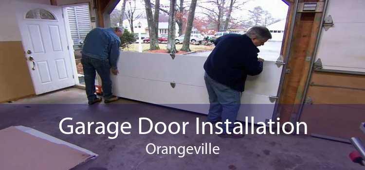 Garage Door Installation Orangeville