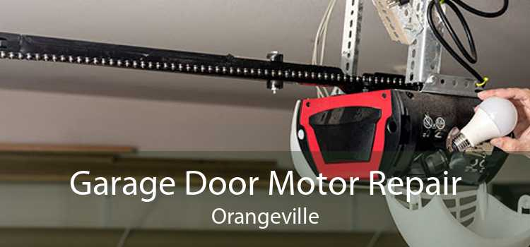 Garage Door Motor Repair Orangeville