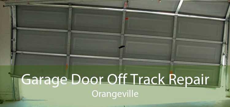 Garage Door Off Track Repair Orangeville