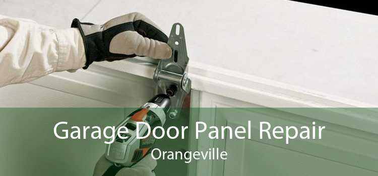 Garage Door Panel Repair Orangeville