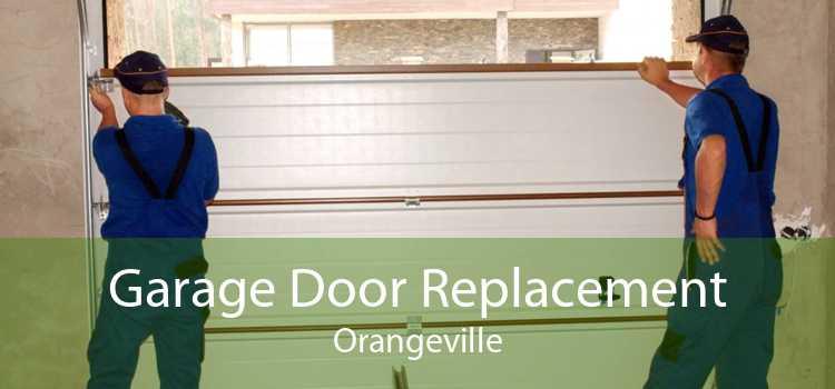 Garage Door Replacement Orangeville