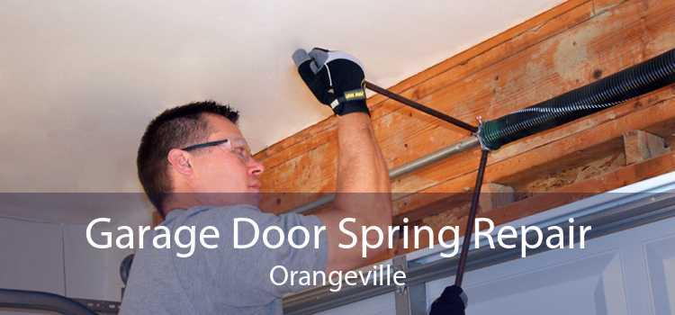 Garage Door Spring Repair Orangeville