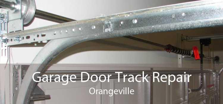 Garage Door Track Repair Orangeville