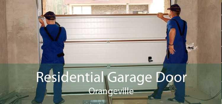 Residential Garage Door Orangeville
