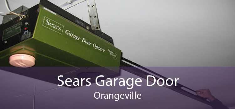 Sears Garage Door Orangeville