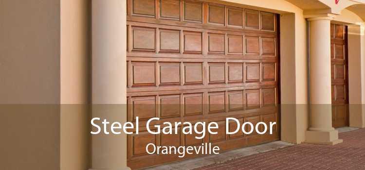 Steel Garage Door Orangeville